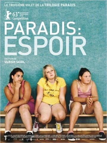 Affiche Paradis: Espoir