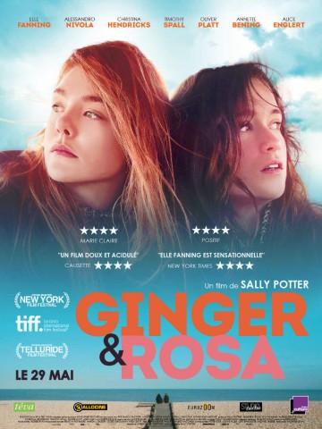 Affiche Ginger & Rosa