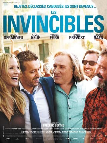 Affiche Les invincibles