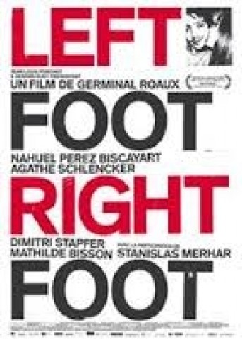 Affiche Left Foot Right Foot