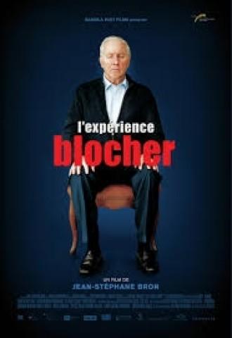 Affiche L'expérience Blocher