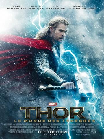 Affiche Thor: le Monde des ténèbres