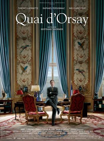 Affiche Quai d'Orsay