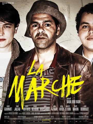 Affiche La Marche