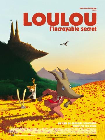 Affiche Loulou, l'incroyable secret