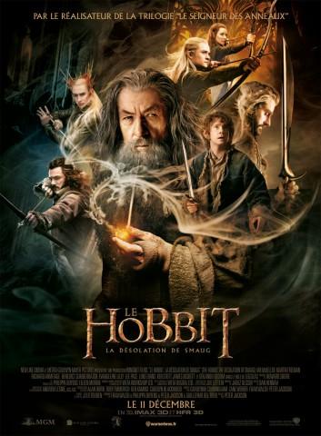 Affiche Le Hobbit: La Désolation de Smaug
