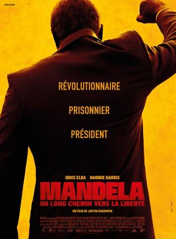 Affiche Mandela - un long chemin vers la liberté