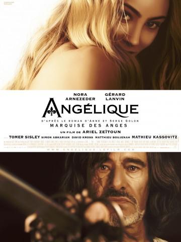 Affiche Angélique