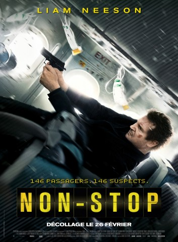 Affiche Non Stop
