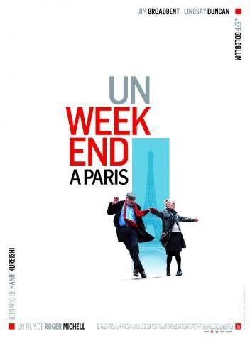 Affiche Un week-end à Paris
