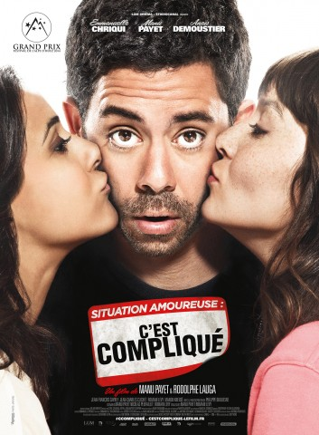 Affiche Situation amoureuse: c'est compliqué