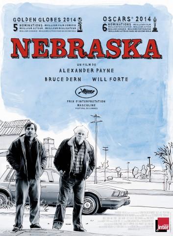 Affiche Nebraska