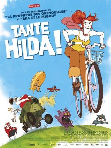 Affiche Tante Hilda!