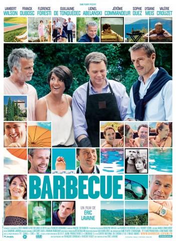 Affiche Barbecue