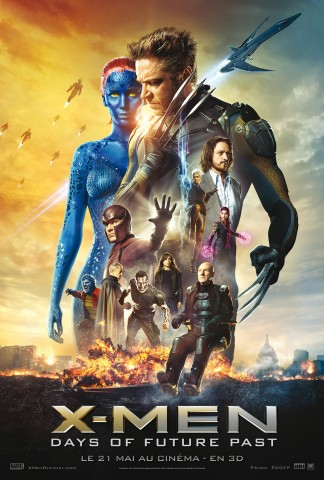 Affiche X-Men: Days of Future Past