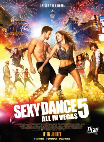 Affiche Sexy Dance: All In Vegas