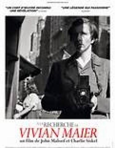 Affiche A la recherche de Vivian Maier