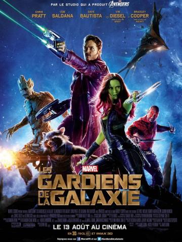 Affiche Gardiens de la galaxie (Les)