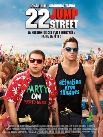 Affiche 22, Jump Street