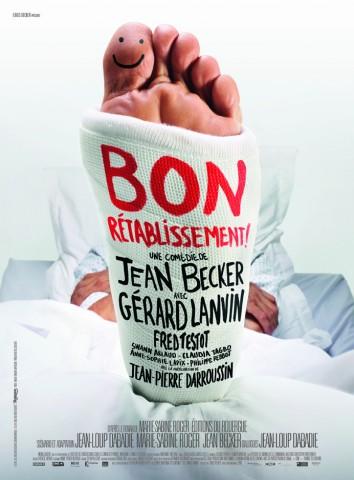 Affiche Bon rétablissement!