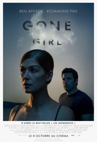 Affiche Gone Girl