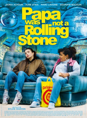 Affiche Papa was not a Rolling Stone