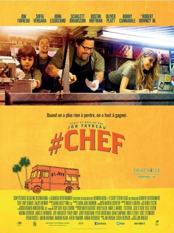 Affiche Chef