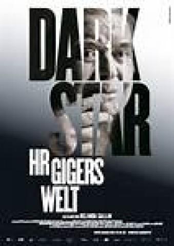 Affiche Dark Star - L'Univers de HR Giger