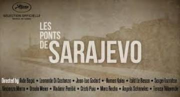 Affiche Les Ponts de Sarajevo