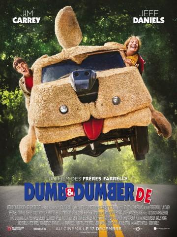 Affiche Dumb and Dumber 2