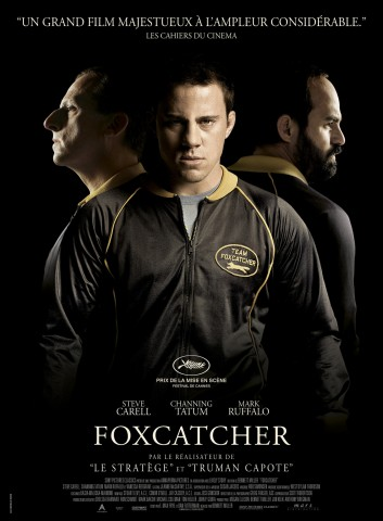 Affiche Foxcatcher
