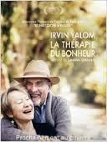 Affiche Irvin Yalom: la thérapie du bonheur