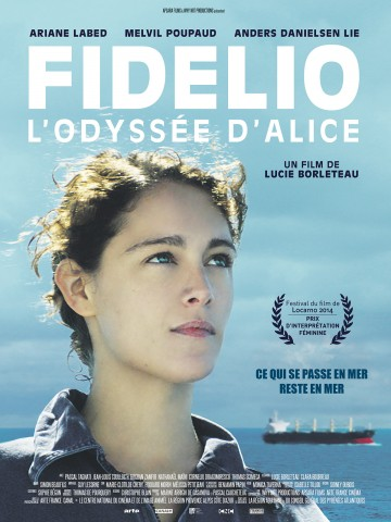 Affiche Fidelio: l'odyssée d'Alice