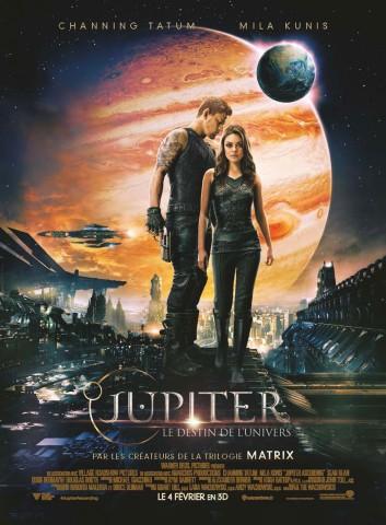 Affiche Jupiter: le destin de l'univers