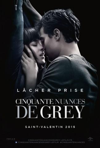 Affiche Cinquante nuances de Grey
