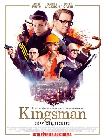 Affiche Kingsman: Services secrets
