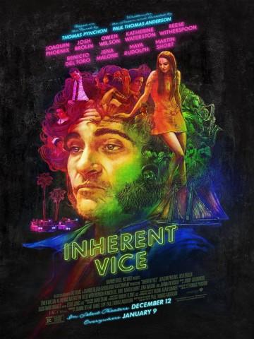 Affiche Inherent Vice
