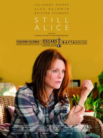 Affiche Still Alice  (L'envol du papillon)