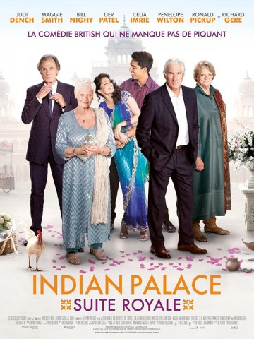 Affiche Indian Palace - Suite royale