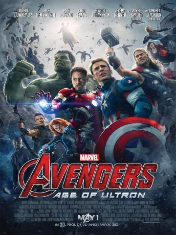 Affiche Avengers: l'Ere d'Ultron
