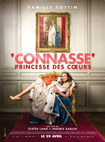 Affiche Connasse, princesse des coeurs