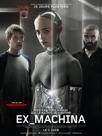 Affiche Ex_Machina