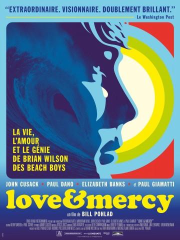 Affiche Love & Mercy