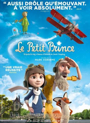 Affiche Le Petit Prince (3D)