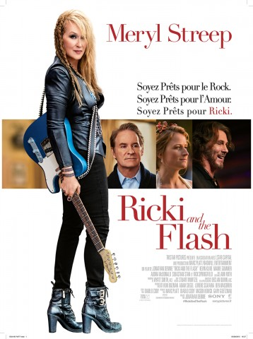 Affiche Ricki and the Flash