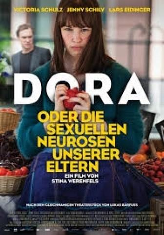 Affiche Dora, ou les névroses sexuelles de nos parents