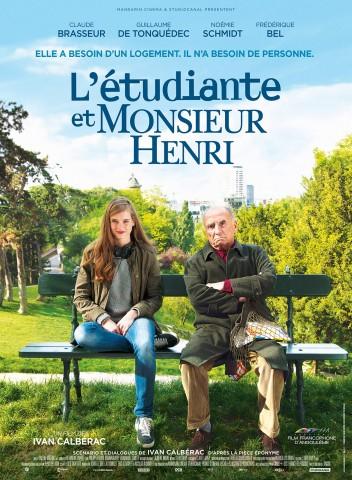 Affiche Etudiante et Monsieur Henri (L')
