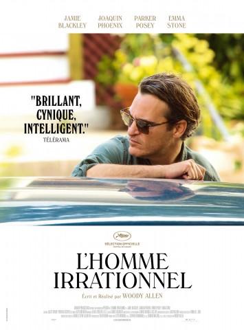 Affiche Homme irrationnel (L')