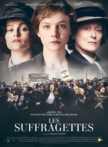 Affiche Suffragettes (Les)