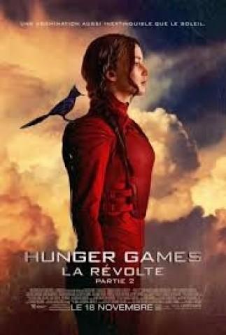 Affiche Hunger Games: la révolte, partie 2
